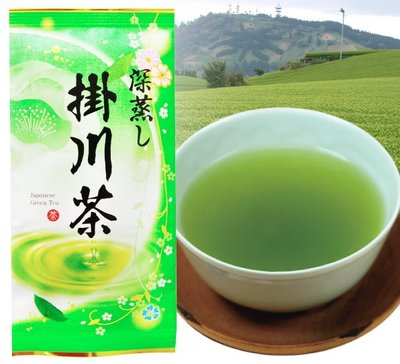 《FOS》日本製 靜岡 掛川茶 煎茶 ...