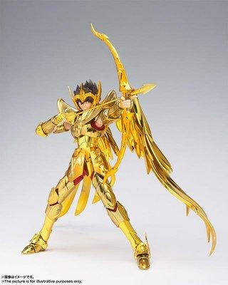 BANDAI 代理版 聖鬥士星矢 聖闘士星矢 聖衣神話EX 射手座星矢.