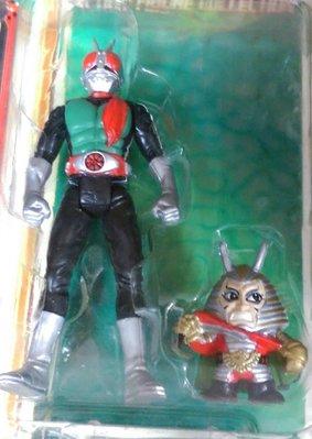 B-6 櫃 : BANPRESTO 1998 MASKED RIDER 2 假面騎士 1號  天富玩具店