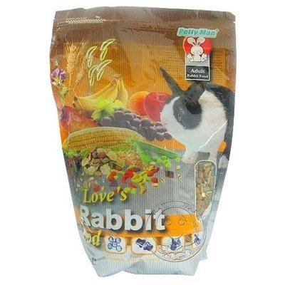 【🐱🐶培菓寵物48H出貨🐰🐹】Pettyman》17-PM-302成兔全方位營養主食1kg特價170元自取不打折