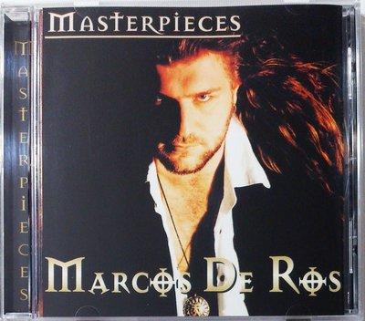 Marcos De Ros - Masterpieces 二手台版
