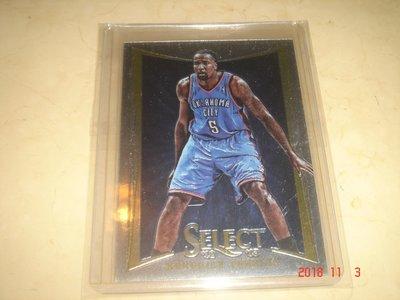 美國職籃 NBA Thunder Kendrick Perkins  2012-2013 Panini #86 球員卡