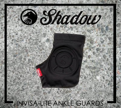[Spun Shop] The Shadow Conspiracy Invisa-Lite Ankle Guards護踝