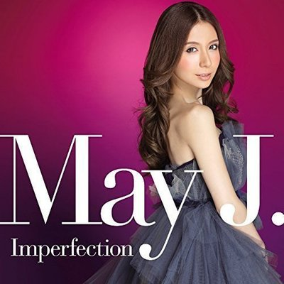+May J.  Imperfection (日版CD+BD藍光) 全新特價 冰雪情緣 FORZEN Let it GO