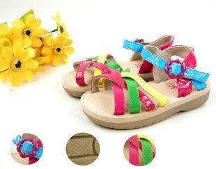現貨 美國外貿原單Okie Dokie 超可愛糖果色 舒適 寶寶童鞋 女涼鞋 保證正品,超值 沖評價商品