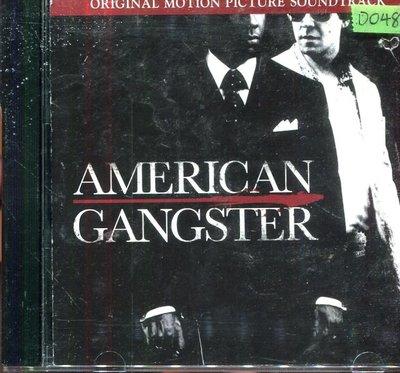 *還有唱片四館* AMERICAN GANGSTER 二手 D0480(封面底破)