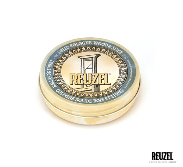 GOODFORIT / 荷蘭Reuzel WOOD & SPICE SOLID COLOGNE固態古龍水