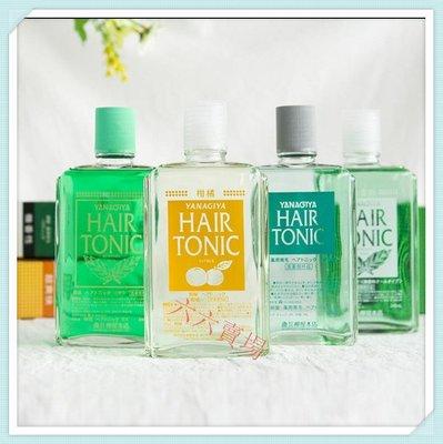 買2發3 日本柳屋 髮根營養液 育 髮防脫柳屋生 髮 液240ml薄荷 柑橘