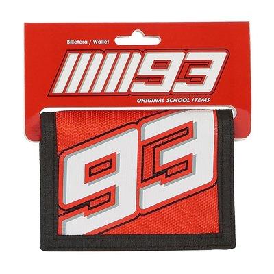 Marc Marquez wallet motogp honda 帆布 運動皮夾 輕量化  輕巧好帶 羅西小舖 sport light wight wallet