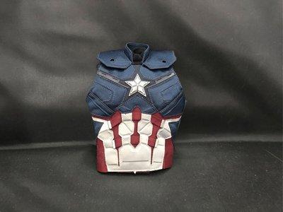 Hot Toys 1/6 Civil War Captain America 美國隊長 配件:背心制服