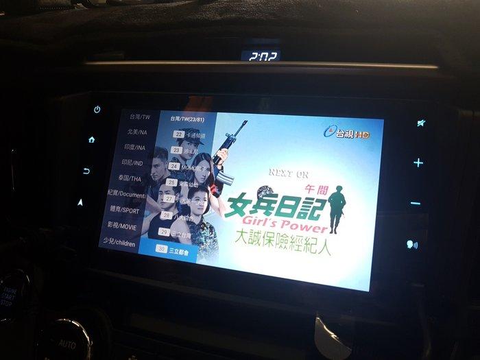 TOYOTA豐田RAV4【多媒體網路電視盒】4.5代 免安裝 車用家用 HDMI數位電視盒 千尋 高清電視視頻 影音娛樂
