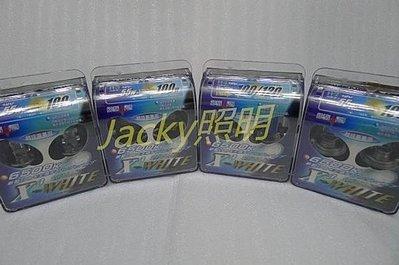 Jacky照明-全新潤福X3-WHITE 6500K新藍白光主張-H1-H3-H4-H7-H8-H11-9006非HID