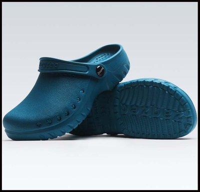 【型男衣櫥】醫生拖鞋厚底防滑洞洞鞋醫生急診包頭防護鞋男女