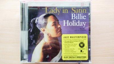 ## 馨香小屋--Billie Holiday 比莉·哈樂黛 專輯 / 緞衣女士 (哥倫比亞 爵士經典傳奇名盤8)