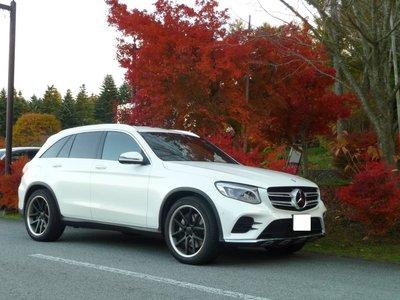 二手磨損代標賓士~-Benz GLC~4顆20吋日本WORK GNOSIS鋁圈 -含米其林輪胎~胎皮不能要求賣方拆~