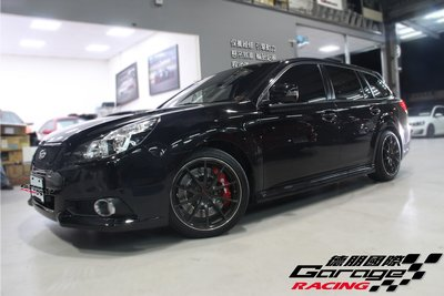德朋國際 / Subaru Legac...