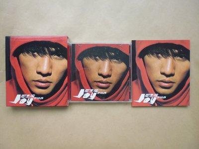 明星錄*2001年周杰倫專輯.范特西(附寫真冊.紙盒).二手CD(k392)