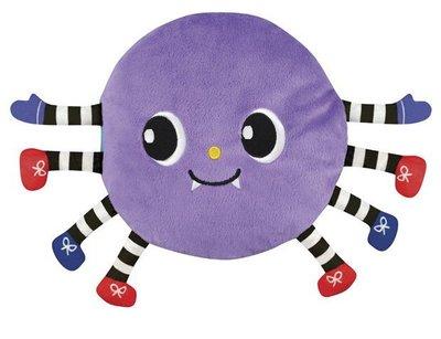 ☆天才老爸☆→美國【K's Kids 奇智奇思】The Itsy Bitsy Spider  可愛的小蜘蛛←禮物 布書