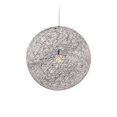 Luxury Life【預購】Moooi 80cm 荷蘭設計系列 玻璃纖維 球型吊燈 中尺寸(霧黑色)