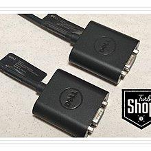【TurboShop】原廠Dell 戴爾 Mini Display Port to VGA轉接線(MDP to VGA)