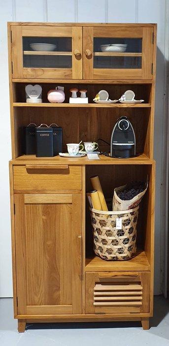 倫敦餐櫃 ( SOD-18-F ),全柚木,實木傢俱,柚木家俱