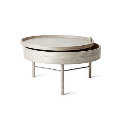 Luxury Life【正品】Menu Turning Table 65cm 迴旋系列 收納式 木質咖啡桌