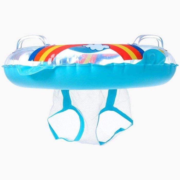 童游泳圈嬰幼兒童座圈充氣船寶寶游泳圈坐圈浮圈