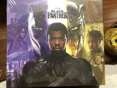 毛毛小舖--黑豹 電影美術設定集 精裝版 Black Panther