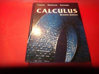 【愛悅二手書坊 14-10】Calculus with Analytic Geometry