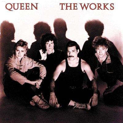 歐版CD《皇后合唱團》傑作 ( 2011 全新數位錄音版 )/Queen THE WORKS全新未拆