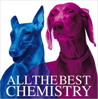 日版全新未拆 --- 化學超男子 ~ ALL THE BEST CHEMISTRY ( 2CD+DVD )