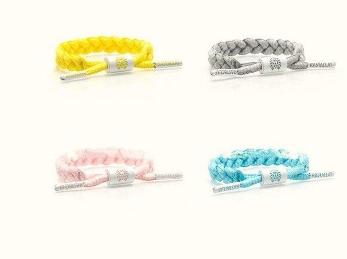 美國潮牌~RASTACLAT~手作編織手環(花卉系列)Mini