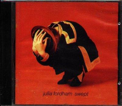 八八 - Julia Fordham - Swept - 日版 CD+1BONUS