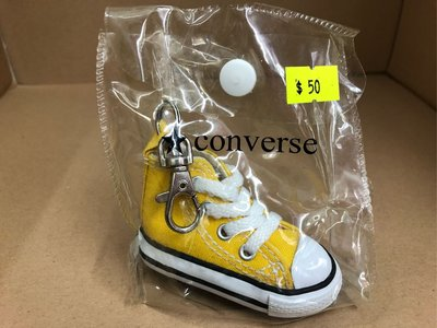 全新 Converse 原隻 波鞋 鎖匙扣 紀念品