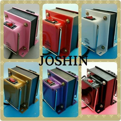 六種色任選【附發票】[日本家電 水波爐] 暢銷日本電器專用 降壓器 110V降100V 2000W