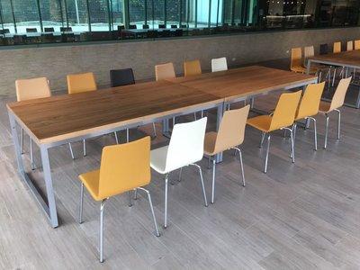 【鐵木創】松木桌 實木桌 座舊款 訂製品 餐桌