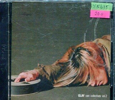 *還有唱片行* GLAY / RARE COLLECTIVES VOL.2 二手 Y5615