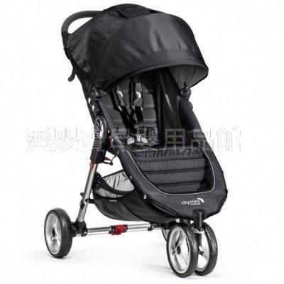 愛嬰寶~雙十節特賣 baby jogger city mini 《Fold 單手秒收》輕運動推車