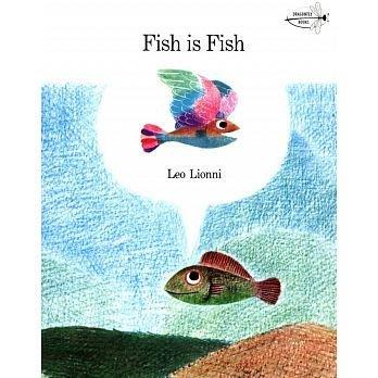 *小貝比的家*FISH IS FISH (魚就是魚)//平裝