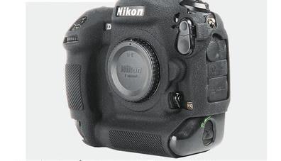 尼康D4 D4s D5 矽膠套保護套保護 防磕碰適用於尼康D5相機內膽包