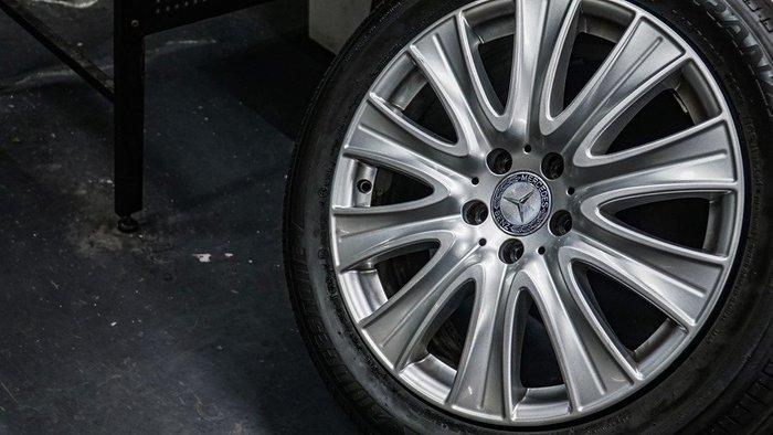 國豐動力 V222 W222 W221 W220 W447 W140 賓士原廠 18吋鋁圈 ET41 8J 特價出清