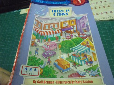 step into reading there is a town  伅編三美美書房 台中市