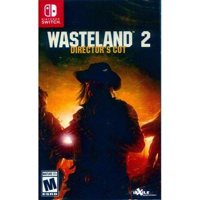 (現貨全新) NS SWITCH 荒野遊俠 2 導演版 英文美版 Wasteland 2: Director's Cut