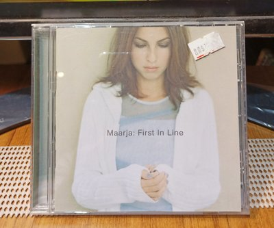 【黑膠情報】Maarja - First In Line專輯(西洋CD)