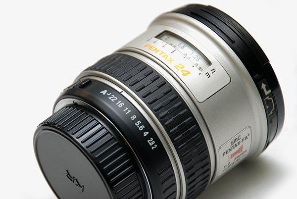 【蒐機王3C館】Pentax 24mm F2 SMC 銀色 85%新【可用舊3C折抵購買】B5270-2