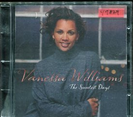 *還有唱片行* VANESSA WILLIAMS / THE SWEETEST DAYS 二手 Y7829