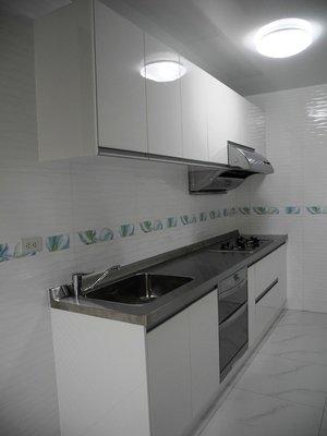 廚具流理台260CM含3機完工價54990 超低價格.高品質.高品質設計