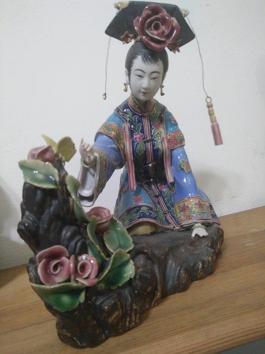 大陸瓷器家鄧平作品之三