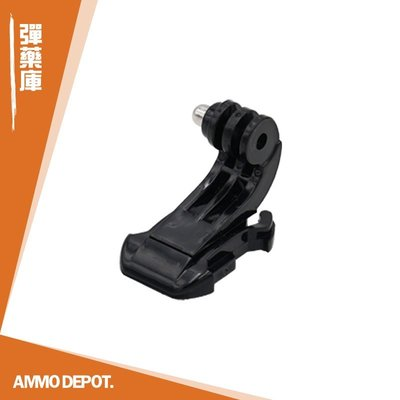 【AMMO彈藥庫】 GoPro Action SJCan 配件 運動相機 J型 快拆扣 快扣 J扣 DF-Q02