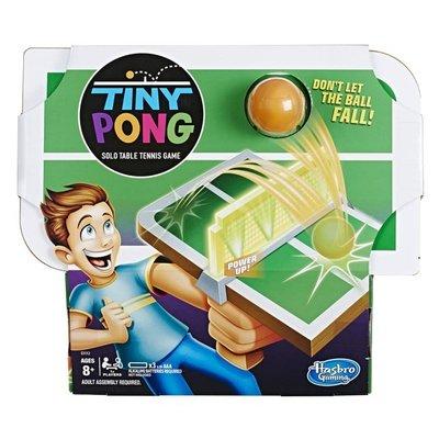【陽光桌遊】 迷你單人乒乓球桌遊戲組 Tiny pong solo table tennis game